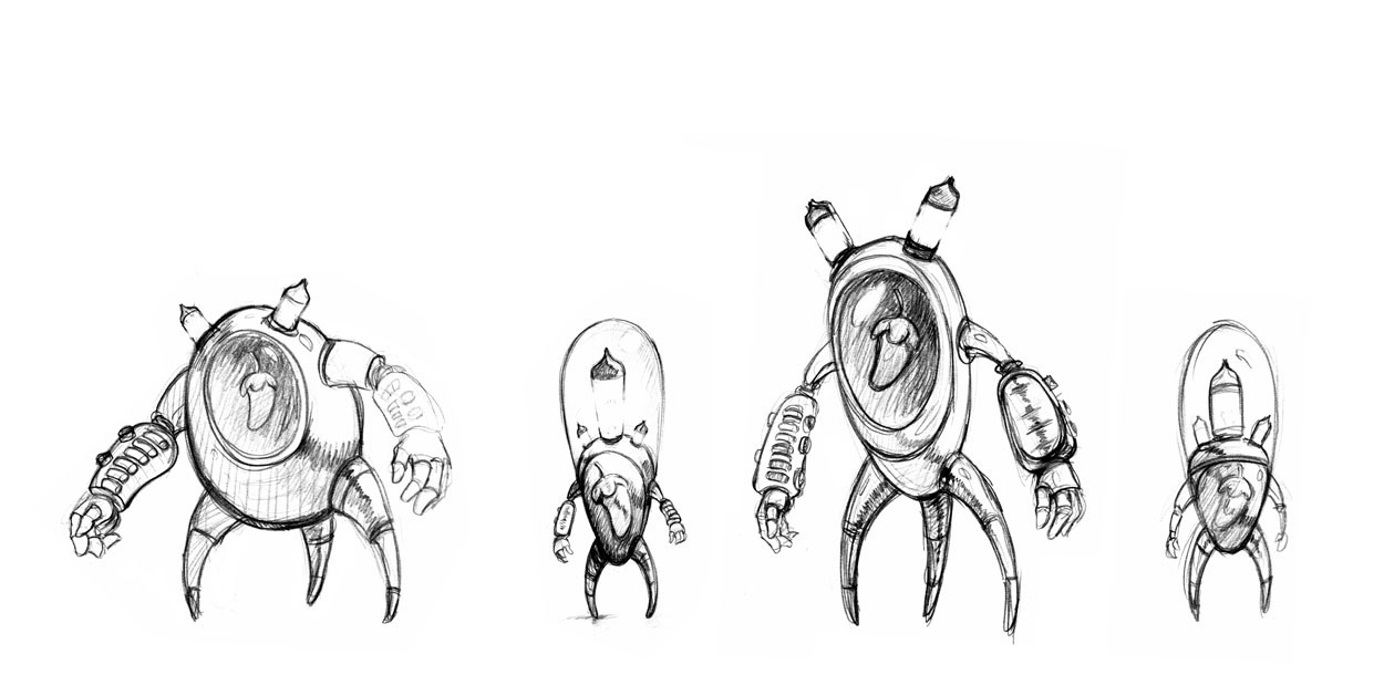 robots fruty
