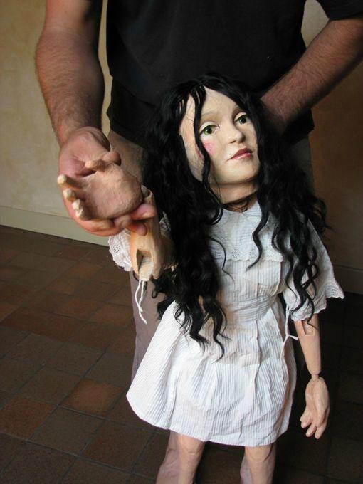 marionnette Poucette