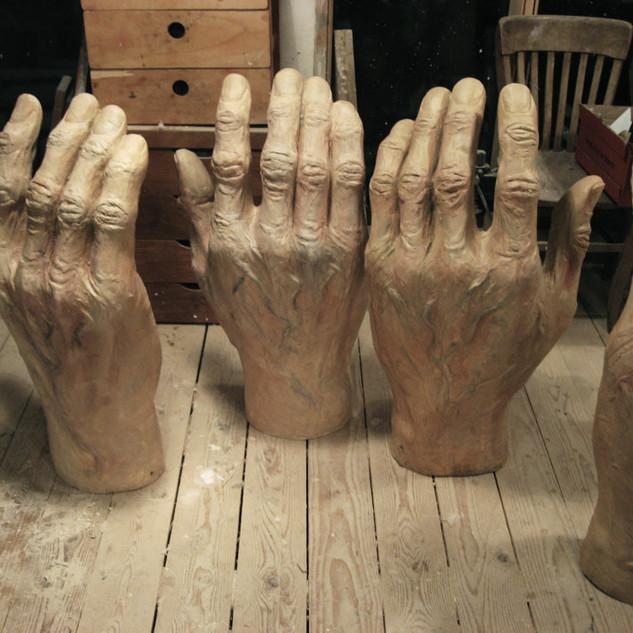 mains Géant Knokke Heist