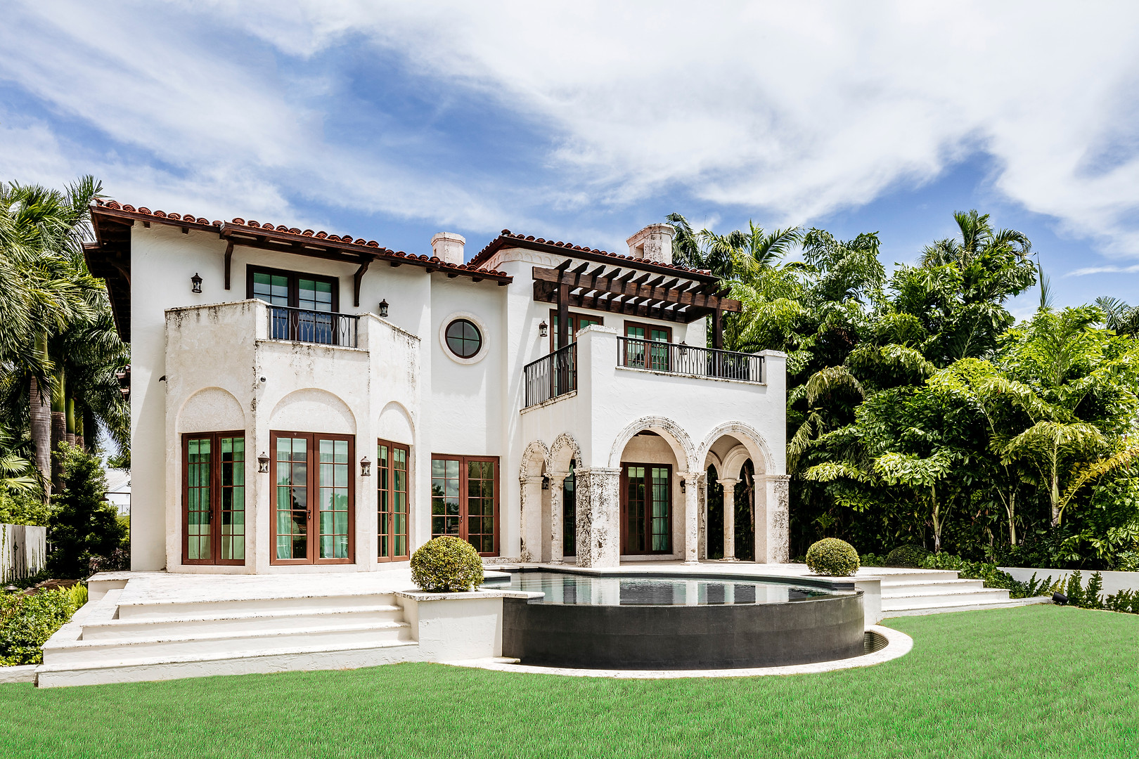 Rivo Alto luxury Construction by HCD Group General Contractors
