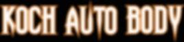 Koch Auto Body