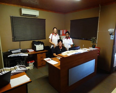 Our office staff