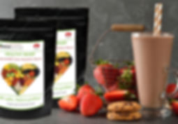 Healthy Heart Smoothie with product.jpg