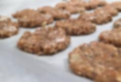 BodyDesignbyWendy Almond Chia Dog Cookies