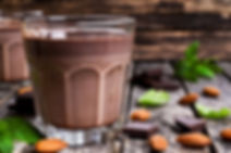 Dr Phil Sheldon's Cacao Banana Protein Smoothie