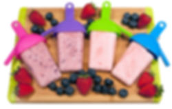 Dr Phil Sheldon's Banana & Berry Iceblocks