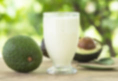 BodyDesignbyWendy Avocado Vanilla Protein Smoothie
