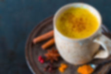 Dr Phil Sheldon's Coconut Turmeric Latte