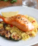 Dr Phil Sheldon's Salmon with Couscous