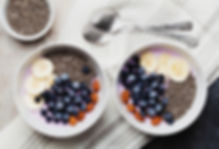BodyDesignbyWendy Almond and Berry Smoothie Bowl