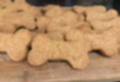 BodyDesignbyWendy Oatmeal Peanut Butter Dog Cookies