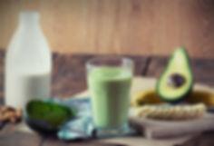 BodyDesignbyWendy Avocado Blueberry Smoothie