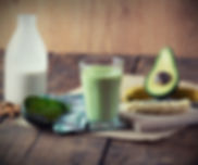 Dr Phil Sheldon's Avocado & Coconut Smoothie