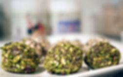 Dr Phil Sheldon's Boost Protein Balls