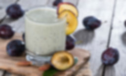Dr Phil Sheldon's Pear and Mandarin Smoothie