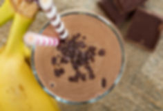 BodyDesignbyWendy Banana Almond Espresso Smoothie