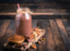 Dr Phil Sheldon's Chia Berry Breakfast Smoothie