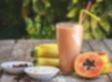 Dr Phil Sheldon's Papaya Power Smoothie