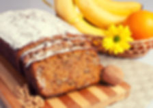 Dr Phil Sheldon's Banana Bread