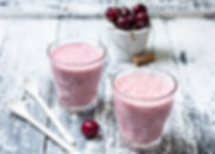 Dr Phil Sheldon's Cherry Vanilla Smoothie
