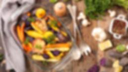 Dr Phil Sheldon's Roasted Vegetables