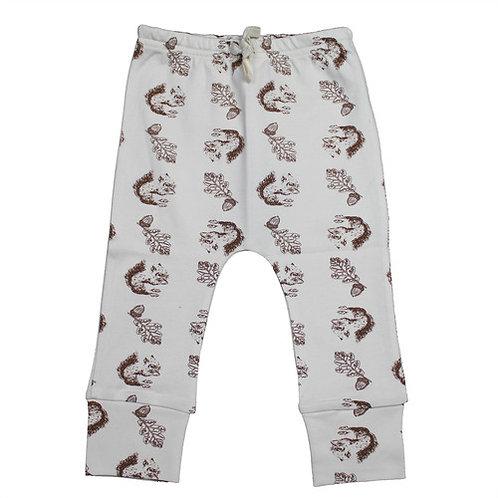 Organic Cotton Tie-Pants