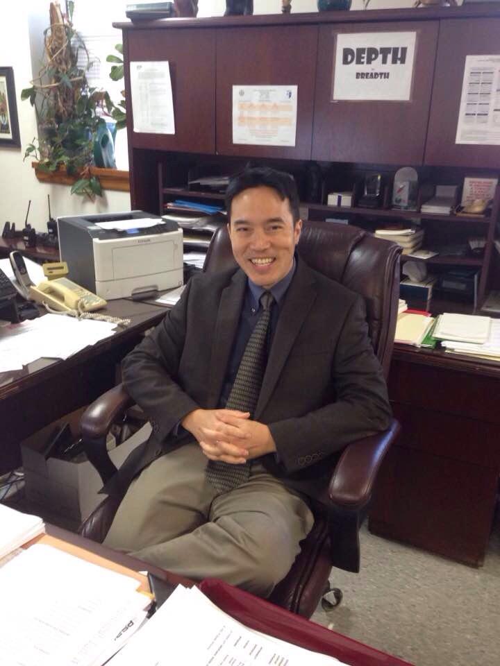 Mr. Yip - Principal