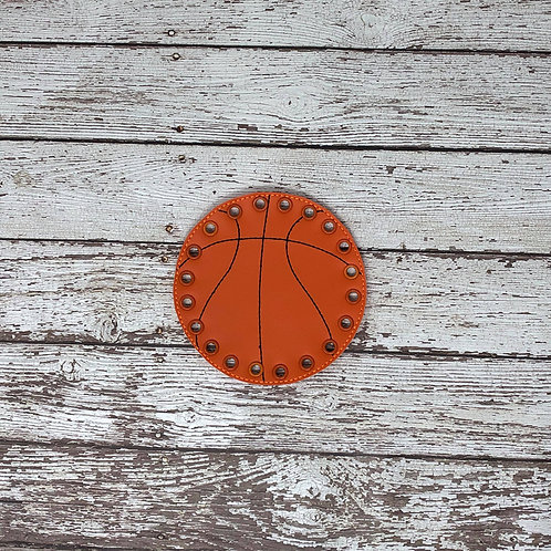 Basketball Inspired Lacing Card --- Quite Book Learning Game