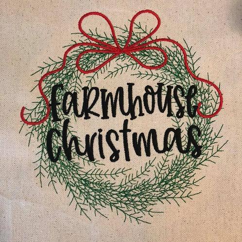 Embroidery Flat Stitchouts