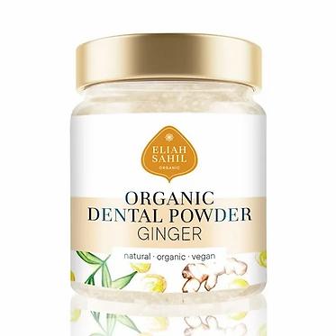 Organic dental powder