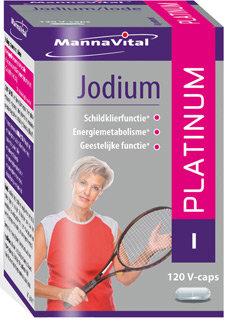 Jodium Platinum (120 v-tabs)
