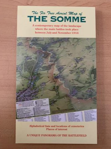 The Somme Aerial Map