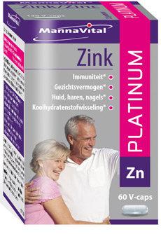 Zink Platinum (60 V-caps)