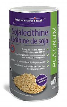 Soja Lecithinegranulaat 98% (500g)