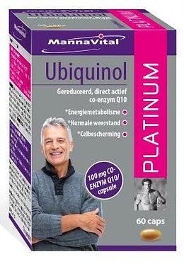 Ubiquinol Platinum (60 caps)