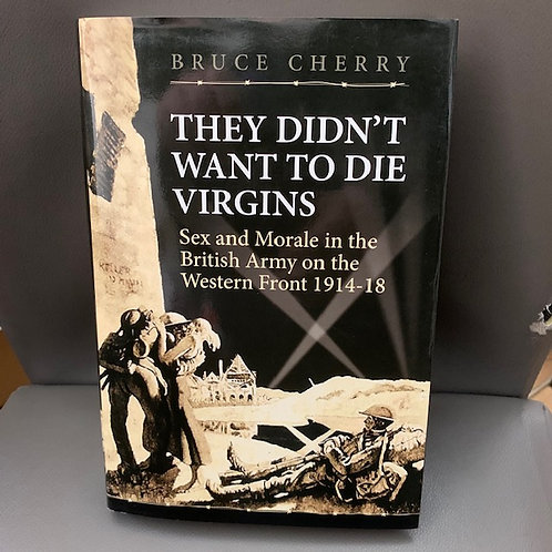 They Didn't Want to Die Virgins