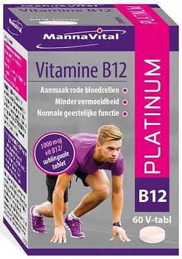 Vitamin B12 Platinum 60 v-tabl