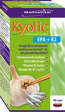 Kyolic Epa + K2 (80 caps)