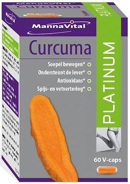Curcuma Platinum (180 V-caps)