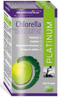 Chlorella Platinum (240 V-tabs)