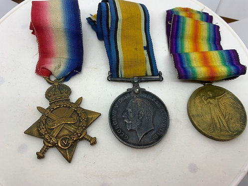 WWI Artillery Gunners Medal Collection