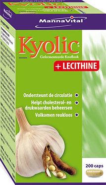 Kyolic + Lecithine (200 caps)