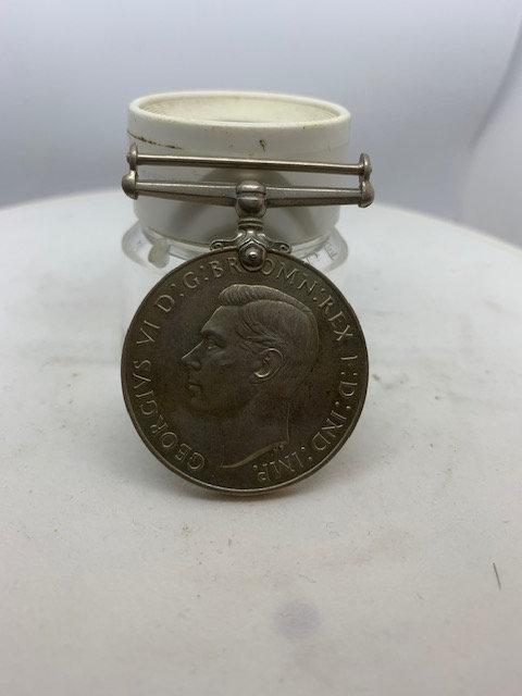 British WWII Defence Medal