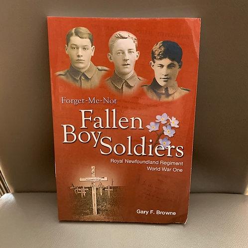 Fallen Boy Soldiers