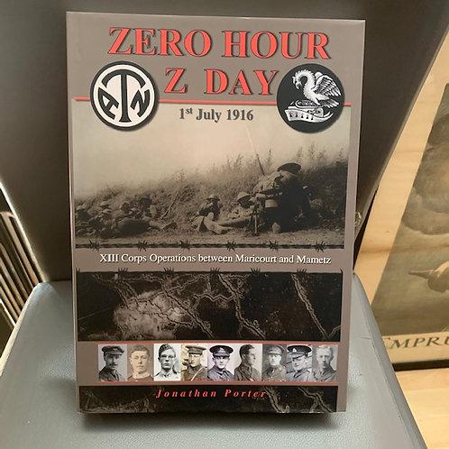 Zero Hour Z Day