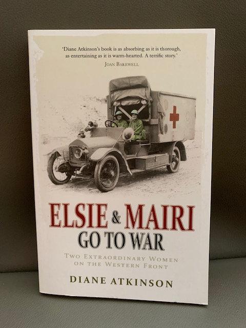 Elsie & Mairi Go to War