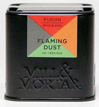 Flaming Dust