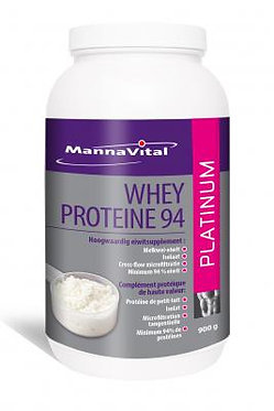 Whey-proteïne 94 Platinum (900g)