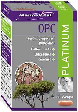 OPC Platinum (60 V-caps)