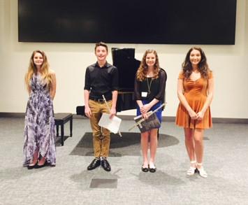 YAC Winners, 2017